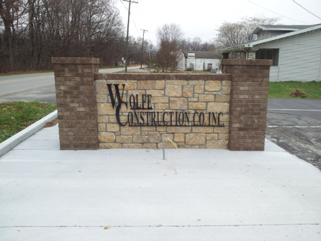 Wolfe Construction Company of Vincennes